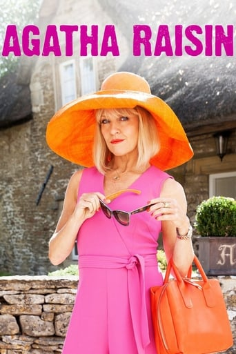 Poster of Agatha Raisin