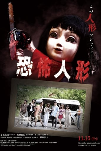 Poster of Horror Doll