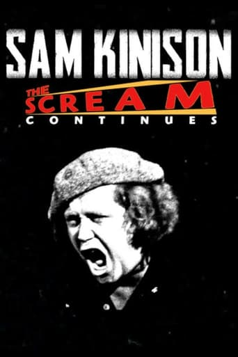 Poster of Sam Kinison: The Scream Continues