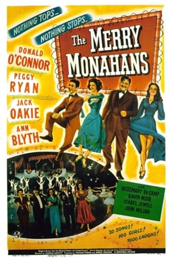 Poster of The Merry Monahans