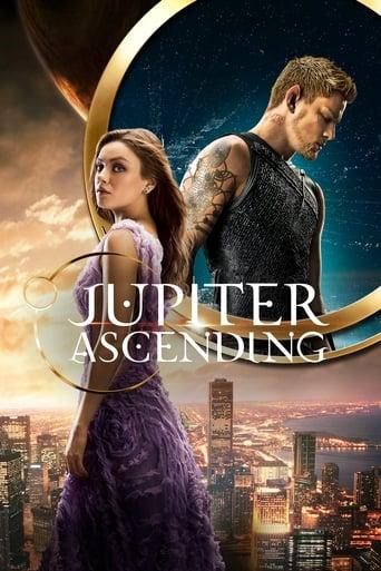 Filmplakat von Jupiter Ascending