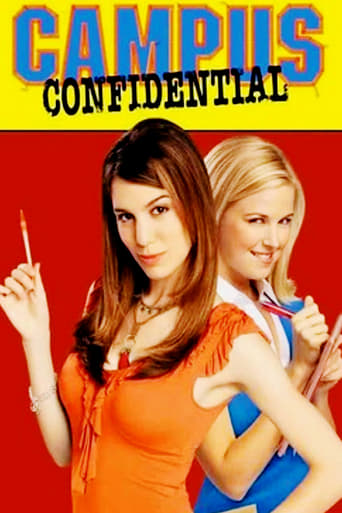 Poster of Campus Confidential