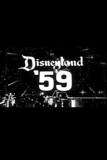 Poster of Disneyland '59
