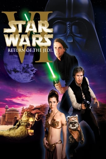 Poster of Star Wars: Episode VI - Return of the Jedi Special Edition