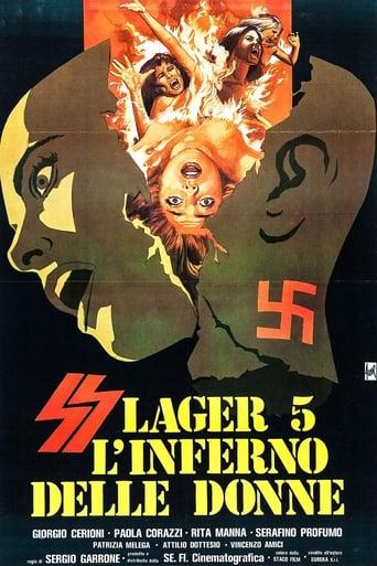 Poster of Tábor číslo 5: Dívčí peklo