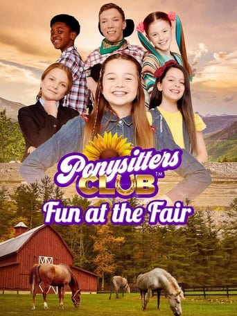 Poster of Ponysitters Club: Fun at the Fair