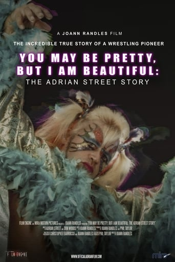 Poster of You May Be Pretty, But I Am Beautiful: The Adrian Street Story