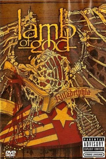 Poster of Lamb Of God: Killadelphia