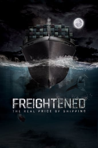 Poster of Freightened: The Real Price of Shipping