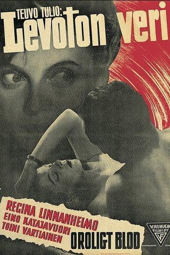 Poster of Oroligt blod