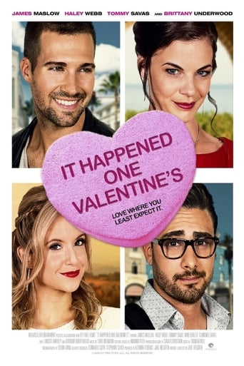 It Happened One Valentine'sPoster