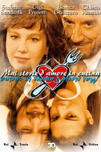 Poster of Mai storie d'amore in cucina