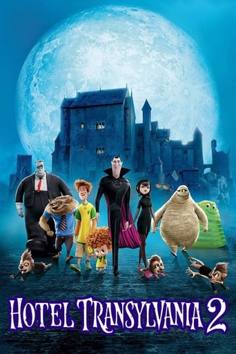 Poster of Hotel Transylvania 2