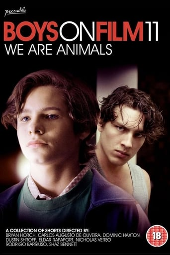 Poster of Boys on Film 11: We Are Animals
