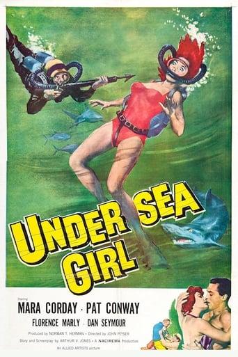 Poster of Undersea Girl
