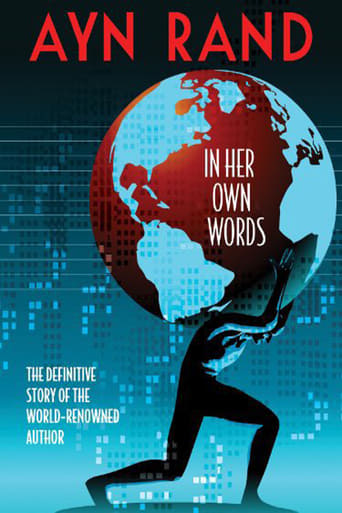 Poster of Ayn Rand: In Her Own Words