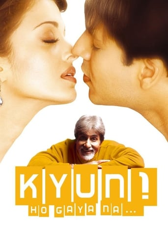 Kyun...! Ho Gaya Na poster