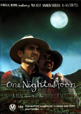 Poster of One Night the Moon