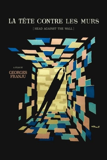 Poster of Head against the Wall