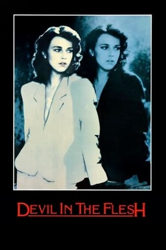 Poster of Devil in the Flesh