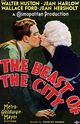 Poster of The Beast of the City