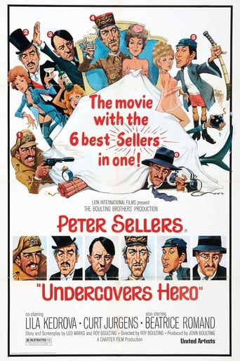 Poster of Undercovers Hero