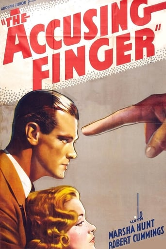 Poster of The Accusing Finger