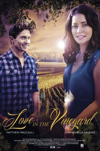 Love in the Vineyard Poster