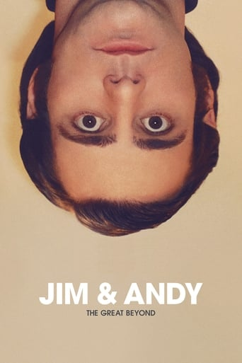 Poster of Jim & Andy: The Great Beyond - Featuring a Very Special, Contractually Obligated Mention of Tony Clifton