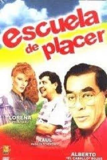 Poster of Escuela de placer