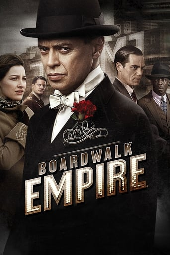 Poster of Boardwalk Empire