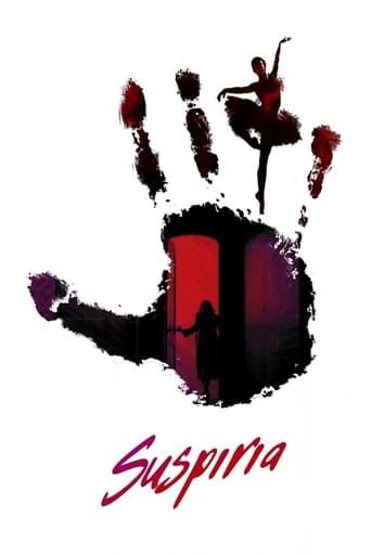 Poster of Suspiria