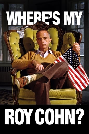 Poster of Where's My Roy Cohn?