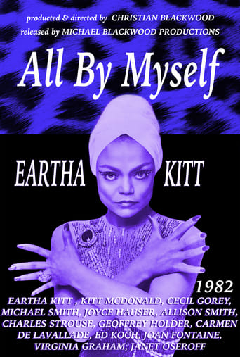 Poster of All By Myself: The Eartha Kitt Story