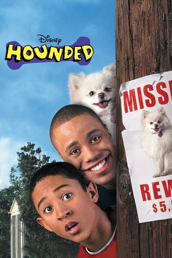 Poster of Hounded