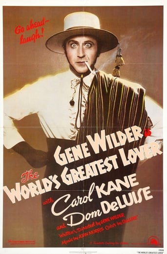 Poster of The World's Greatest Lover