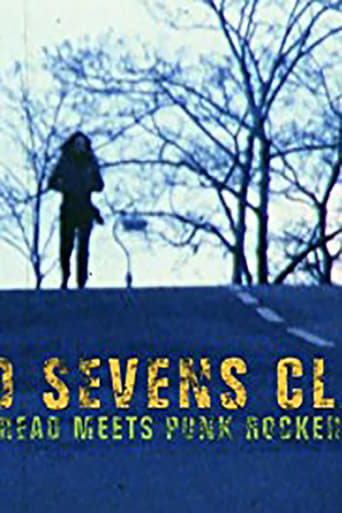 Poster of Two Sevens Clash: Dread Meets Punk Rockers