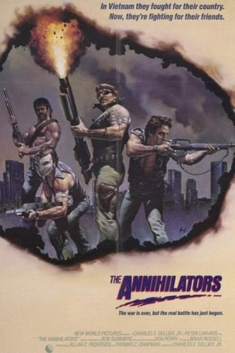 Poster of The Annihilators