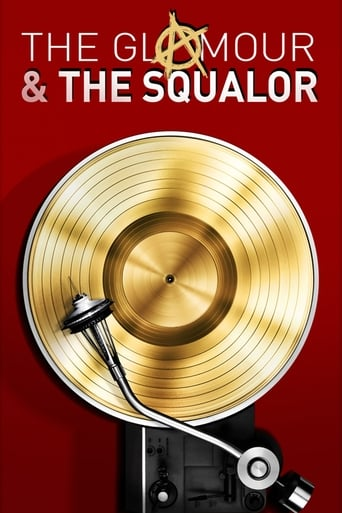 Poster of The Glamour & the Squalor