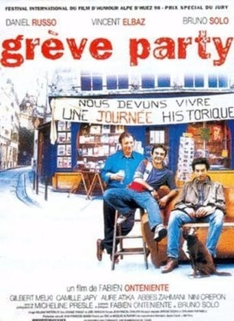 Poster of Grève party