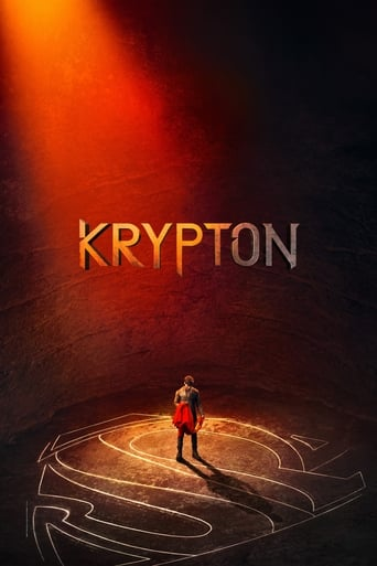 Poster of Krypton