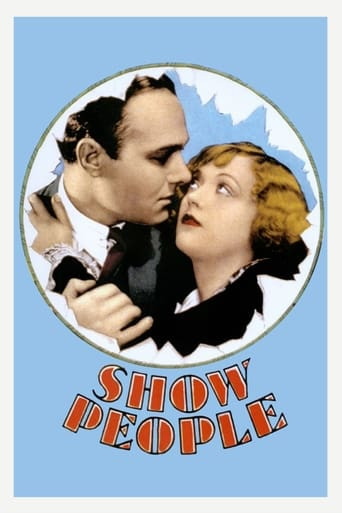 Poster of Show People