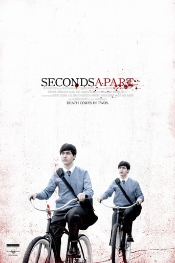 Poster of Seconds Apart