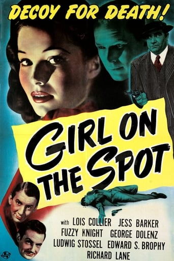 Poster of Girl on the Spot