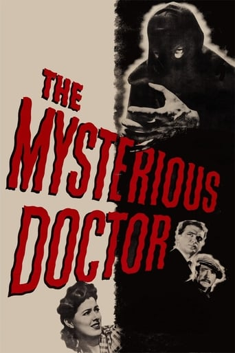 Poster of The Mysterious Doctor
