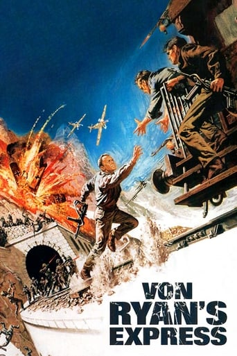 Poster of Von Ryan's Express