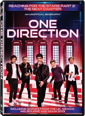 Poster of One Direction: Reaching for the Stars Part 2 - The Next Chapter