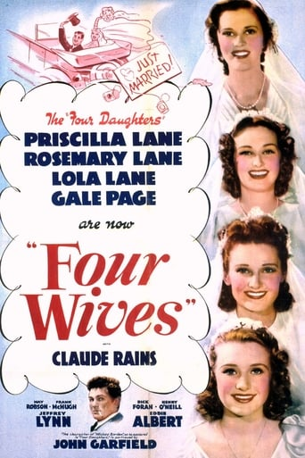 Poster of Four Wives