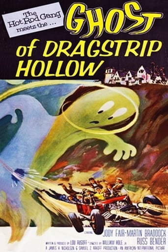 Poster of Ghost of Dragstrip Hollow