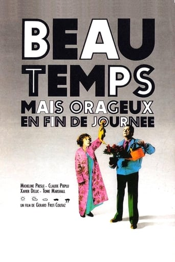 Poster of Beau temps mais orageux en fin de journée